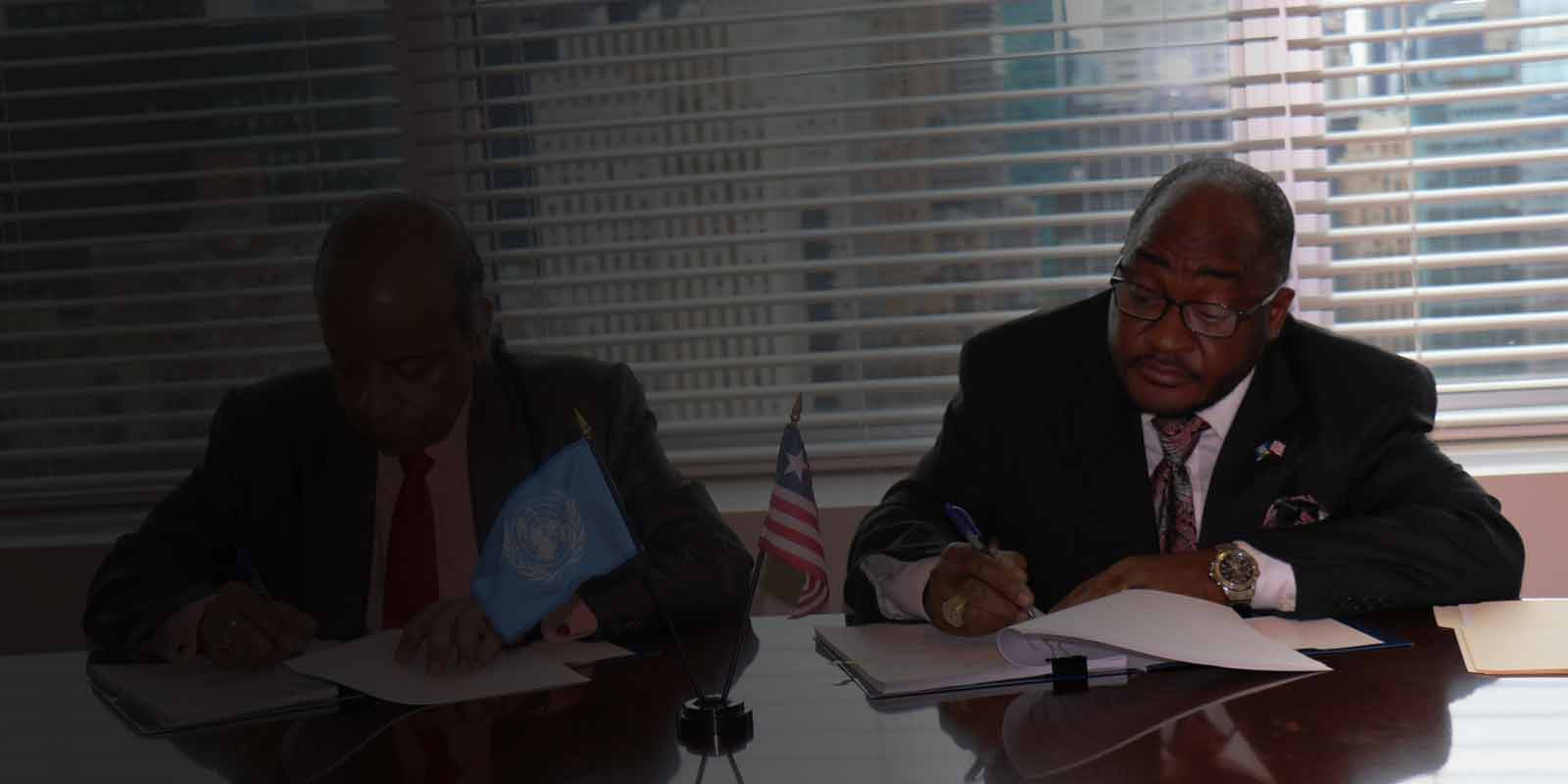 Liberia Becomes UN Peacekeeping Contributing Country