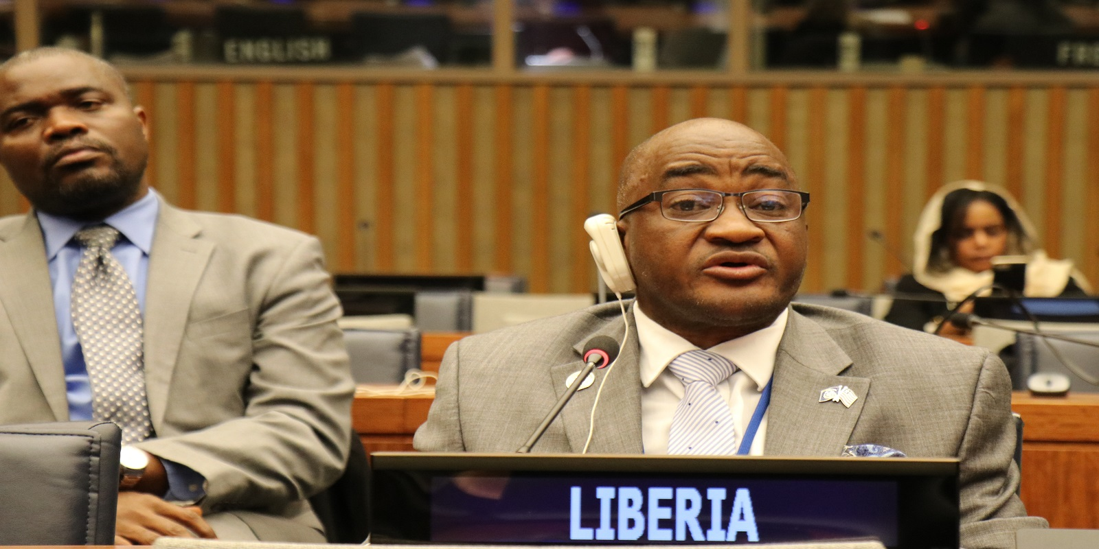 Now is the time to Support Liberia: Ambassador Kemayah pleads